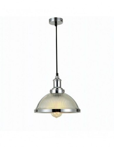 Contemporary Glass Pendant Light